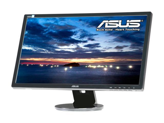 "ASUS VE248H Black 24"" 2ms  HDMI LED Backlight Widescreen LCD Monitor  W/ Speakers"