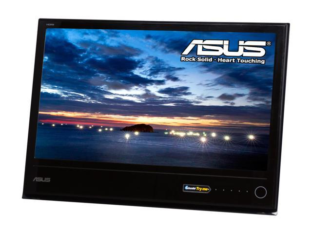 "ASUS MS238H Glossy Black / Blue 23"" 2ms(GTG) Widescreen LED Backlight LCD Monitor"