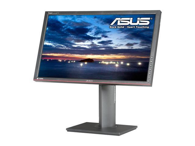 "ASUS PA Series PA238Q Black 23"" 6ms (Gray to Gray) Widescreen LED Backlight LCD Monitor"