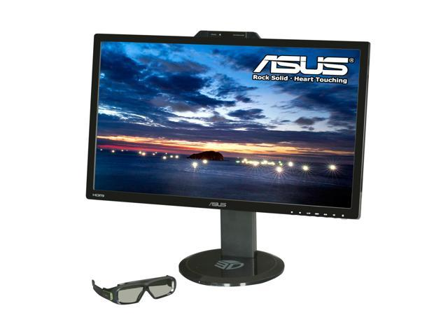 "ASUS VG278H Black 27"" 2 ms (Gray to gray) Widescreen LED Backlight LCD Monitor Built-in Speakers"