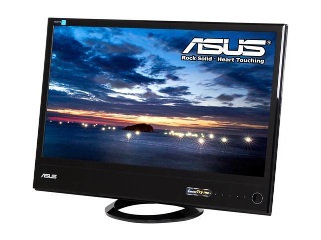 "ASUS ML249H Black 24"" 8ms GTG Widescreen LED Backlight LCD Monitor"