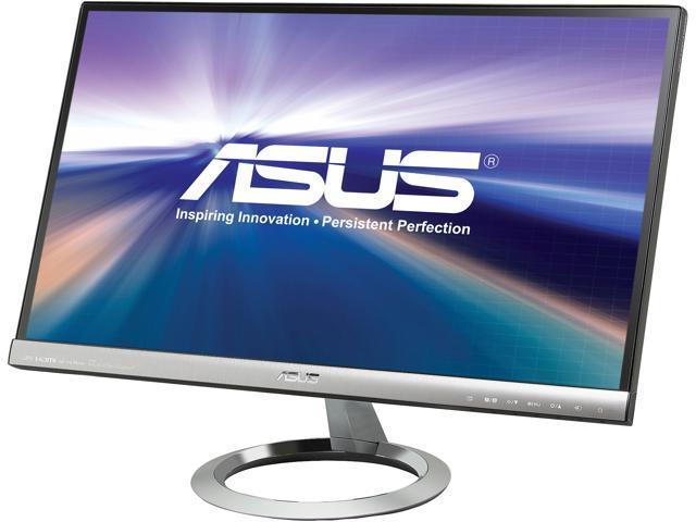 ASUS MX239H Silver / Black 23