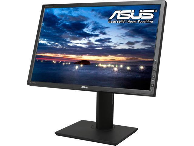 "ASUS PA248Q Black 24.1"" 6ms (GTG) HDMI Widescreen LED Backlight LCD Monitor"