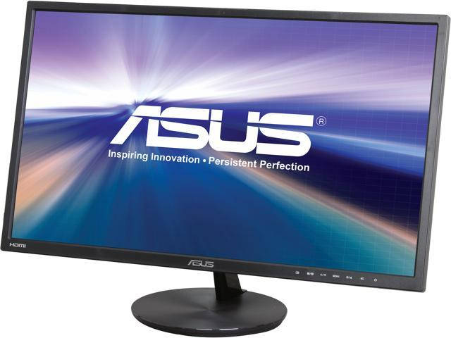ASUS VN248H-P Super Narrow Bezel Black 23.8