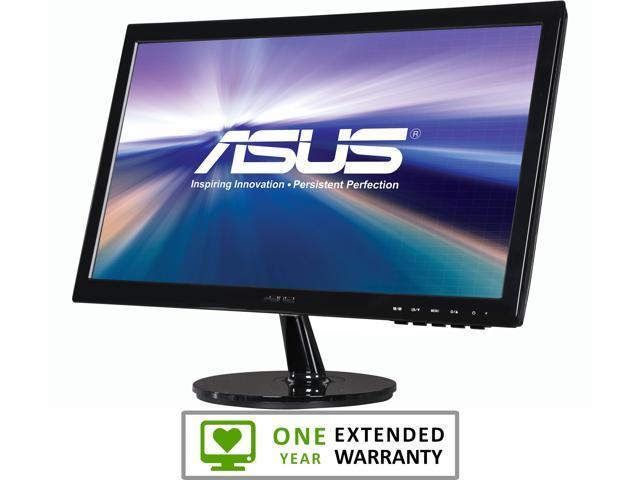 ASUS VS207D-P Black 19.5