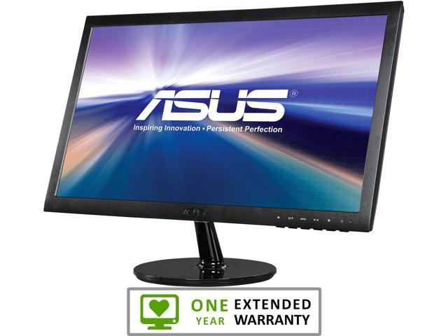 ASUS VS228NL-P-12 Black 21.5