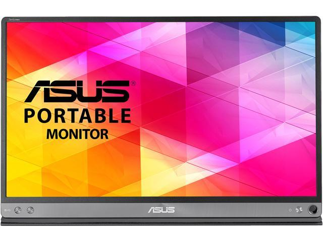 ASUS ZenScreen MB16AC Dark Gray 15.6