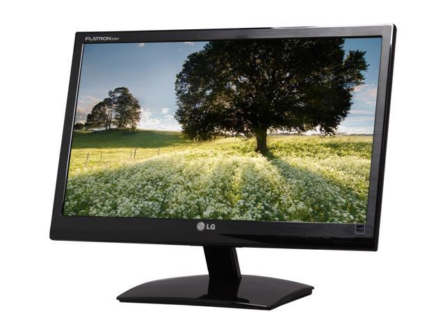 "Famous Brand E2041T-BN Black 20"" 5ms Widescreen LED Backlight LCD Monitor"
