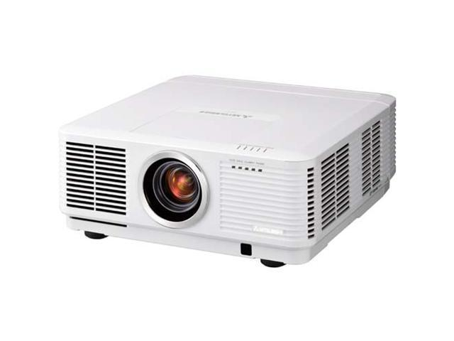 MITSUBISHI XD8100U 1024 x 768 Dual-lamp: 7000 lm Single lamp: 3500 lm DLP Projector