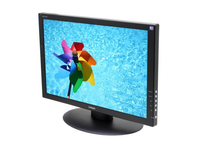 "CHIMEI CMV 221D-NBC Black 22"" 5ms Widescreen LCD Monitor"