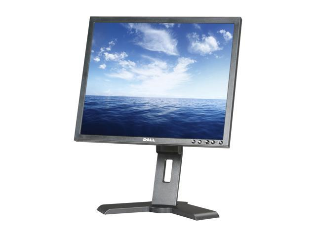 "Dell Professional P190S Black 19"" 5ms LCD Monitor"