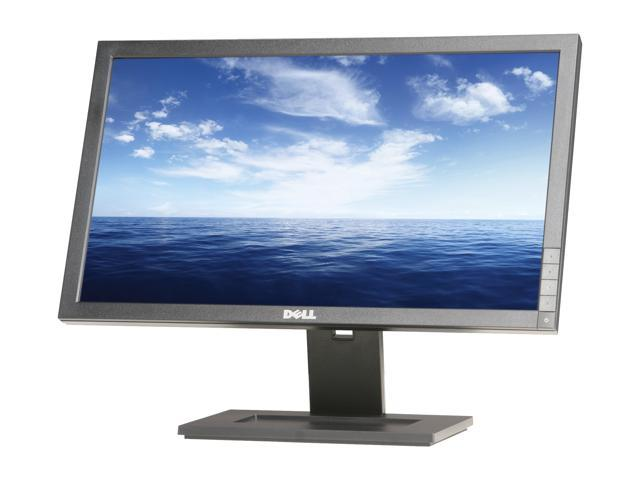 "Dell E2011H Black 20"" 5ms Widescreen LED Backlight LCD Monitor"