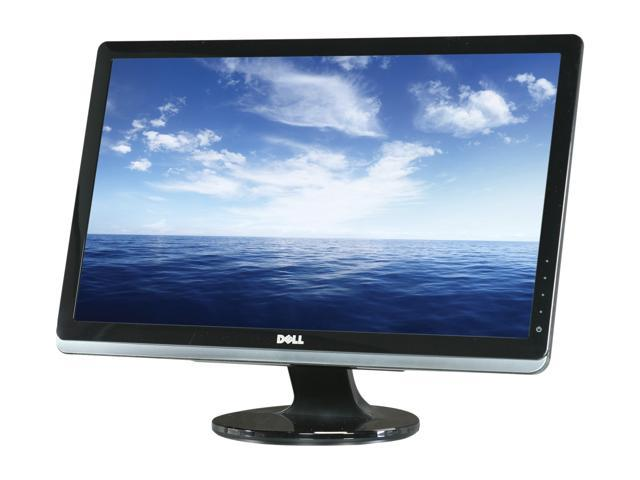 "Dell ST2220L Glossy Black 21.5"" 5ms Widescreen LED Backlight LED-Backlit LCD Monitor"