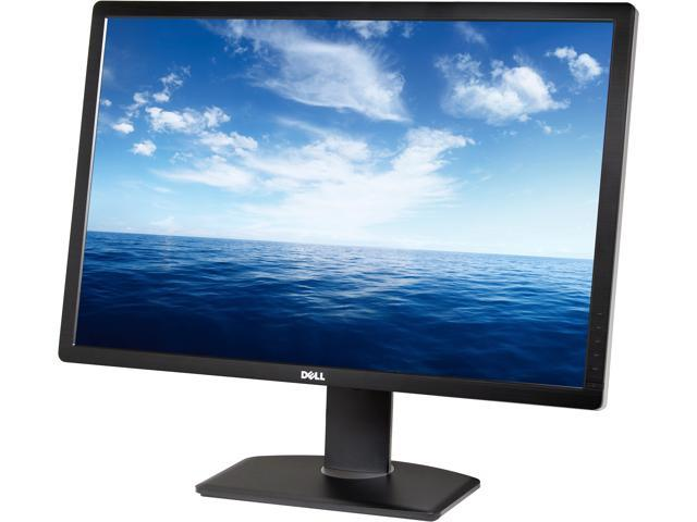 "Dell U3014 Black 30"" 6ms Widescreen LED Backlight Height Adjustable IPS LCD Monitor"