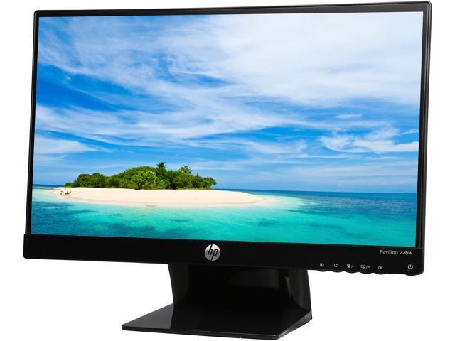 HP 22BW Black 21.5