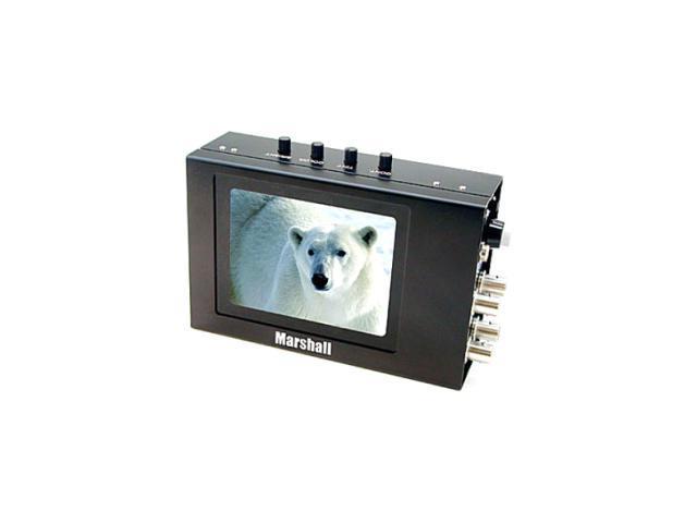 Marshall V-LCD4-PRO-L 4' LCD Monitor - 16:9