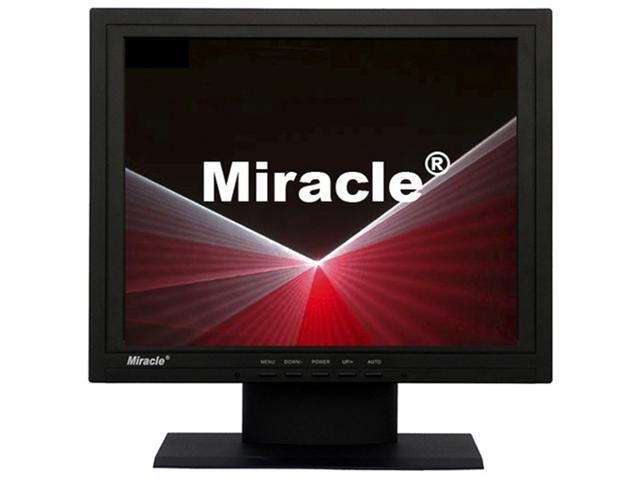 Miracle LT15K 15' LCD Monitor - 8 ms