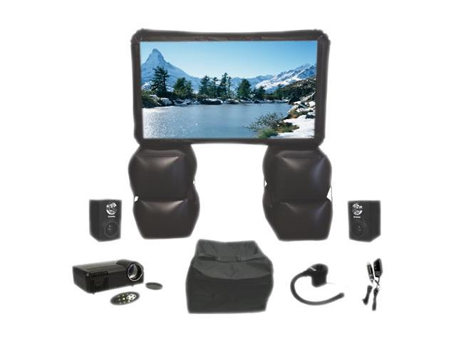 Sima XL-PRO LCD Inflatable Indoor/Outdoor Home Theater Kit ...