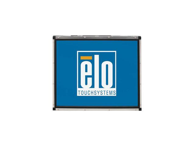 "ELO TOUCHSYSTEMS 1537L (E005652) Black, Steel 15"" USB Acoustic Pulse Touchscreen Monitor– special order only, non-returnable"