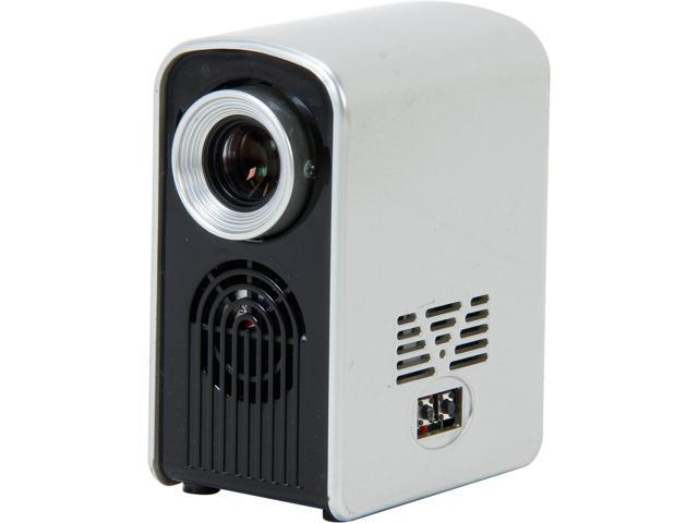 IMC MP608 Mini LCoS Projector 640x480 w/ USB & SD card reader 12 Lumens