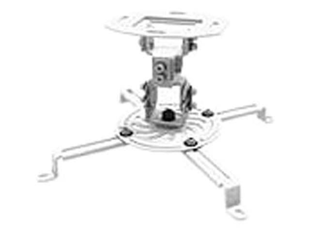 inland 5460 Products ProHT Universal Ceiling Projector Mount  White