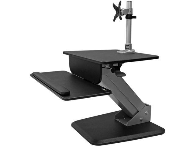 StarTech BNDSTSPIVOT Single Monitor Sit-to-stand height adjustment 16.6