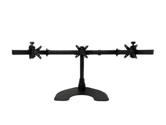 Ergotech 100-D16-B03-TW Triple LCD Desk Stand