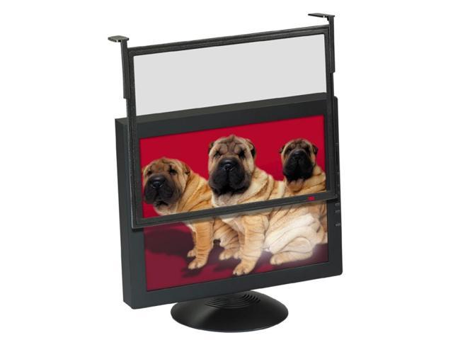 3M EF200LB Black Frame Anti-Glare/Radiation Computer Filter