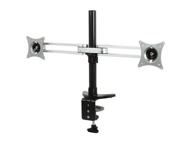 "Rosewill RHMS-11002 Articulating Dual Arm 13"" to 24"" LCD/LED Monitor Desk Mount"