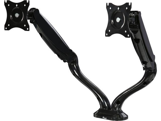 Rosewill RMS-16002 - Dual Monitor Gas Spring Arm Desk Mount, LCD Screens 13
