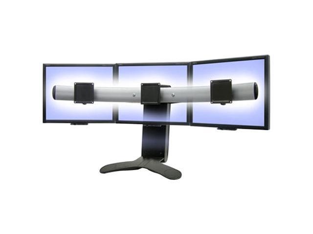 Ergotron Triple/Dual Display Stand (Black)
