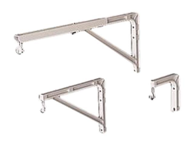 DA-LITE 40957 Mounting and Extension Brackets