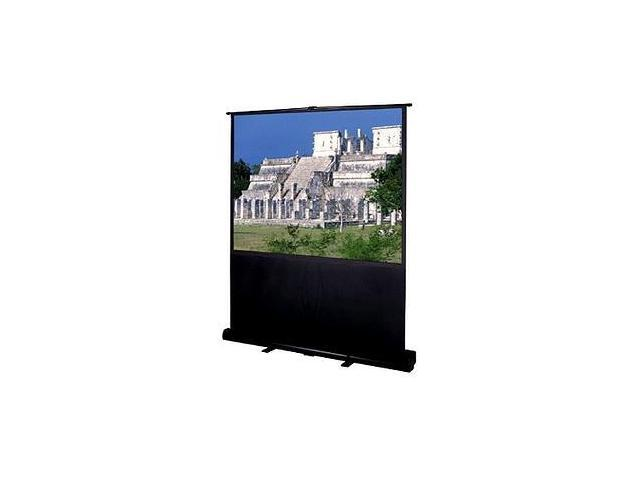 DA-LITE 93983 Deluxe Insta-Theater Portable Lift-up Screen 90