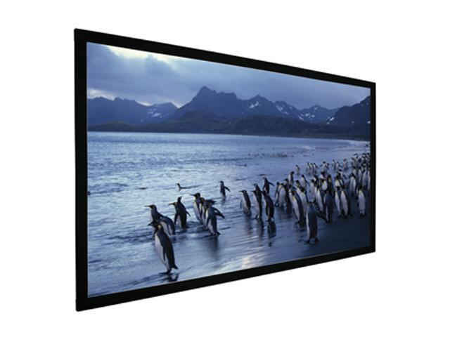 "AccuScreens 800017 82"" HDTV Fixed Screens"