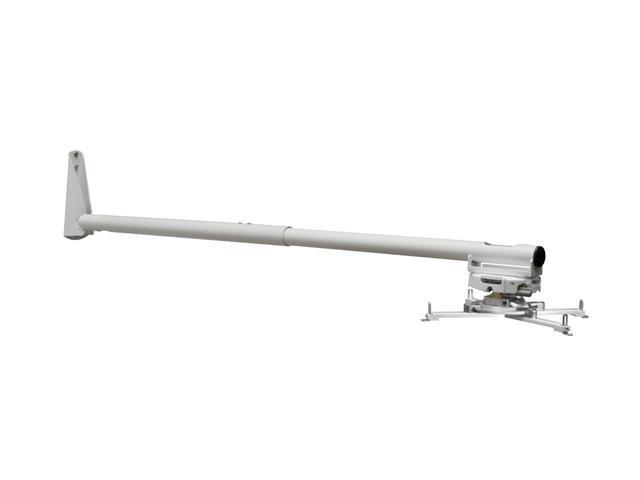 Peerless-AV PSTA-2955-W Short Throw Projector Mount For Short Throw Projectors Up To 35lb (White)