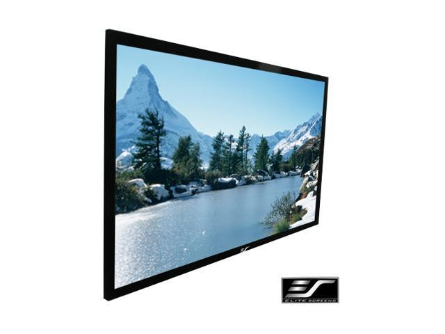 """Elitescreens 100"""" ez-Frame Projector Screen R100H1"""