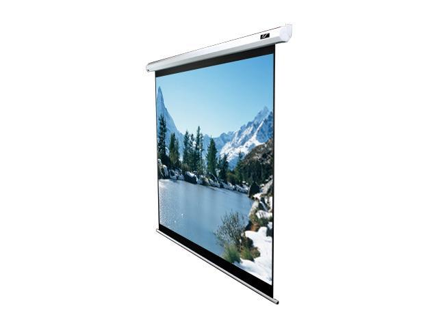"Elitescreens 100"" NTSC/Video(4:3) Electric Spectrum Ceiling/Wall Mount Electric Projection Screen (100"" 4:3 AR) (MaxWhite) ..."