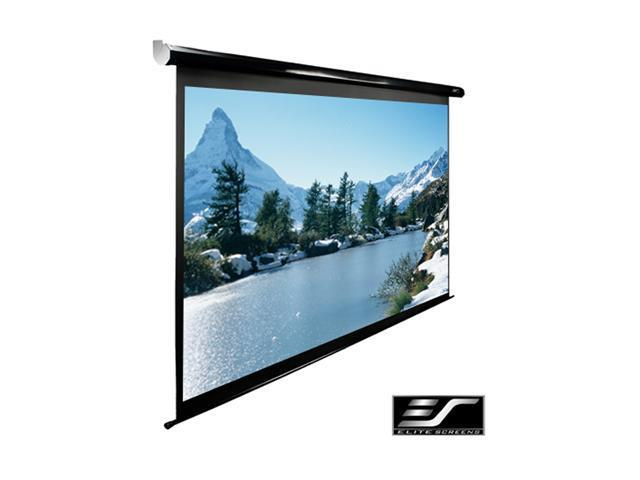 "Elitescreens HDTV(16:9) Spectrum Ceiling/Wall Mount Electric Projection Screen (100"" 16:9 AR) (MaxWhite) Electric100H"