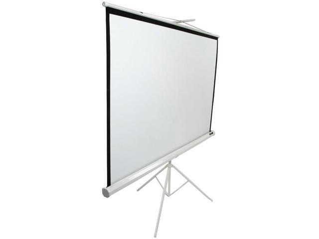 Tripod Portable Tripod Manual Pull Up Projection Screen (99