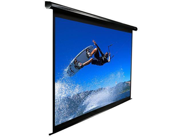 """Elitescreens 120"""" NTSC/Video(4:3) Electric Projection Screen VMAX120UWV"""