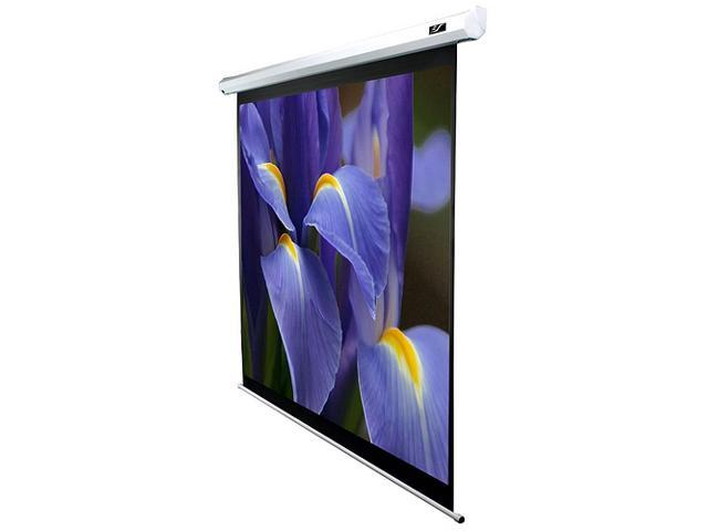 "Elitescreens VMAX2 Ceiling/Wall Mount Electric Projection Screen (100"" 4:3 AR) (MaxWhite) VMAX100XWV2"