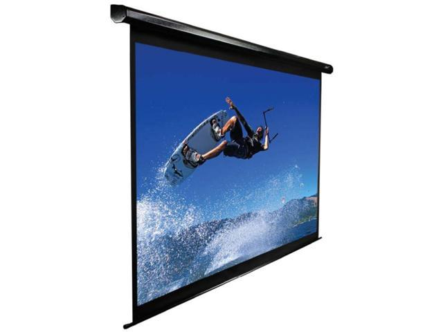 "Elitescreens 150"" Electric VMAX2 Ceiling/Wall Mount Electric Projection Screen (150"" 4:3 AR) (MaxWhite) VMAX150UWV2"