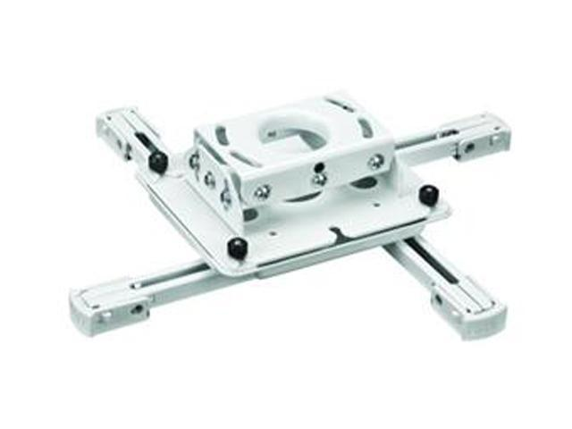 CHIEF RPAUW Universal Projector Mount (2nd Generation Interface Technology,White)
