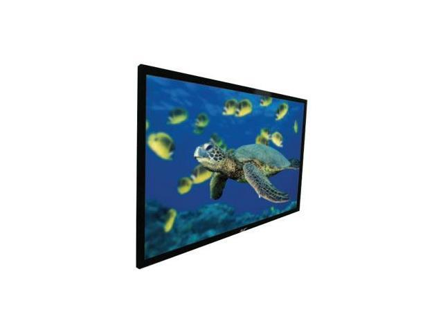 EliteSCREENS R135WH1 ezFrame Fixed Projection Screen