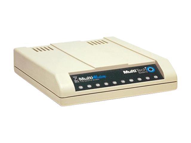 MultiTech MultiModem ZBA MT9234ZBA-NAM V.92 Data/Fax Modem 56Kbps