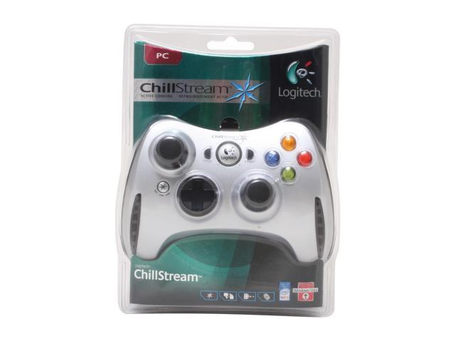 Logitech 963435-0403 ChillStream Gamepad for PC