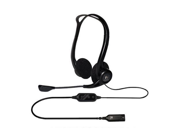 Logitech Supra-aural PC Headset 960 USB
