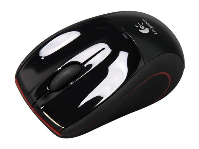 Logitech M505 910-001321 Black RF Wireless Laser Mouse