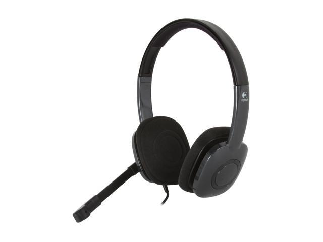 Logitech H250 3.5mm Connector Supra-aural Stereo Headset