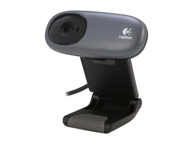 Logitech C110 USB 1.1 port (2.0 recommended) WebCam
